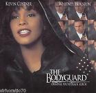 The BODYGUARD Soundtrack CD Whitney Houston NEW