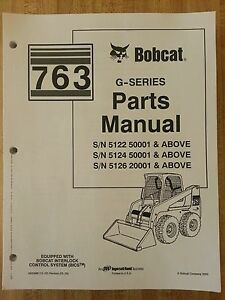 Bobcat 763 Parts Diagram Wiring Diagram