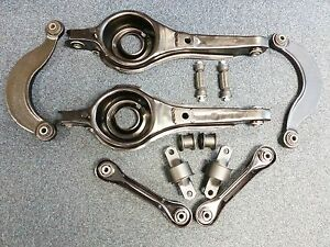 FOR-FORD-FOCUS-MK1-REAR-LOWER-SUSPENSION-WISHBONE-TRAILING-ARMS-LINKS-D-BUSHES
