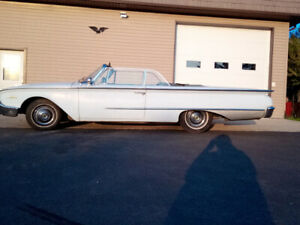 1960 Ford Sunliner  SOLD Thanks Kijijij