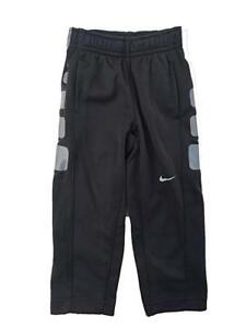 3d214a9c141a NWT Little Boy s Nike Elite Basketball Therma-Fit Pants Size 4 ...