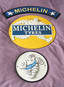 Michelin-Cast-Iron-Advertising-Signs