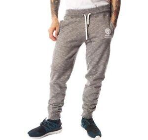 best loved b8cd2 9da7a Details about FRANKLIN & MARSHALL pantaloni tuta uomo man grigio