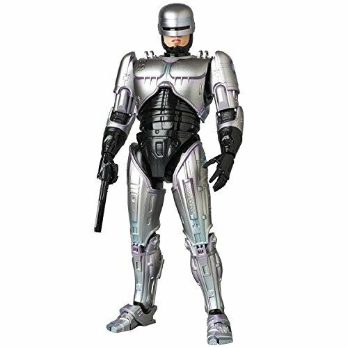 Medicom Robocop Maf Ex Actionfigur  | Schöne Kunst