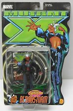 MUTANT X BLOODSTORM Toy Biz 2001 Action Figure NIP Vampire Storm X-Men
