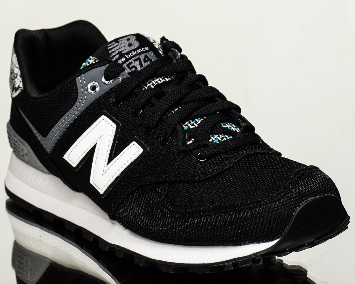 New New New balance señora 574 NB señora Lifestyle ocio zapatillas negro wl574-asb  autorización oficial