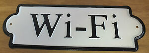 WI-FI-METAL-SIGN-IDEAL-FOR-HOME-PUB-RESTAURANT-B-amp-B-HOTEL-ECT
