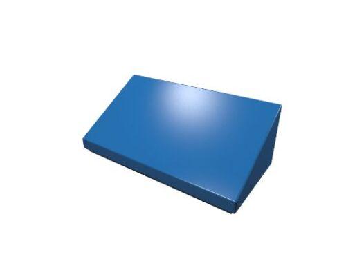 85984 neu LEGO Dachstein 30° 1 x 2 x 2/3 20 x blau