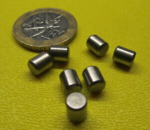 18-8 Stainless Steel Metric Dowel Pins M2 Dia x 20mm Length 100 Pieces