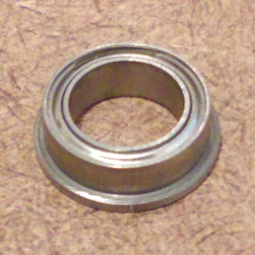 Radial Ball Bearing.FLANGED. 3//16 inch bore 3//16 X 5//16 X 1//8 Lowest Friction