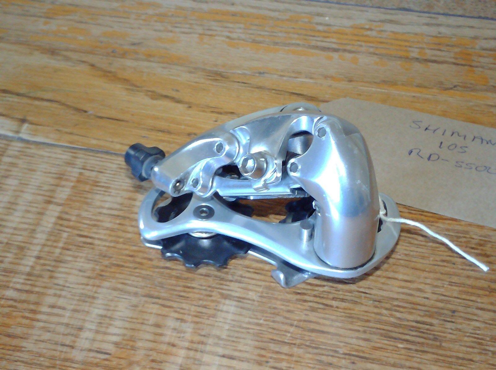 SHIMANO 105 RD-5500  Desviador Trasero 1998  producto de calidad