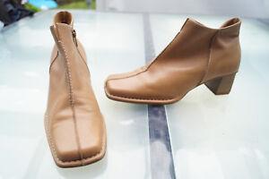 5a1a9a130ef4a4 Das Bild wird geladen TAMARIS-Damen-Schuhe-Boots-Stiefeletten-mit-Absatz-Gr-