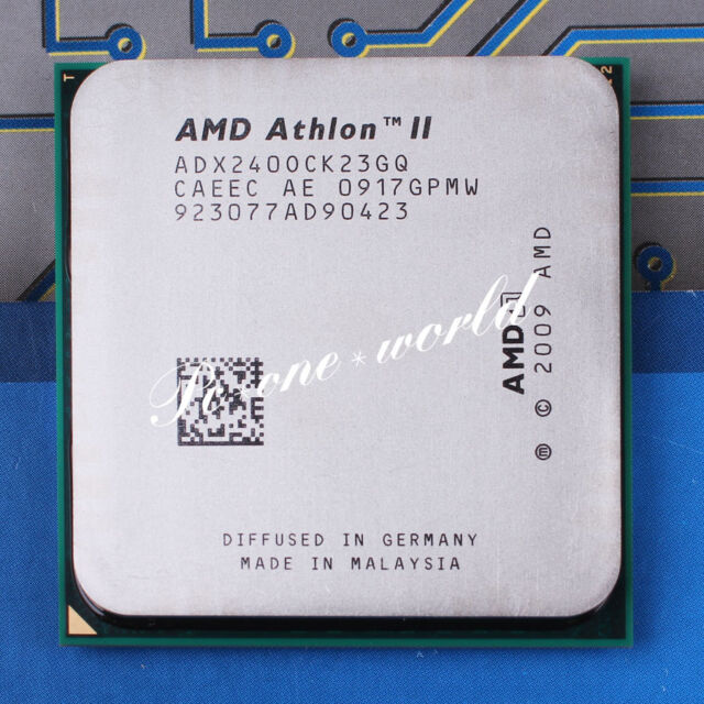 100% OK ADX240OCK23GQ AMD Athlon II X2 240 2.8 GHz Dual-Core Processor CPU AM3