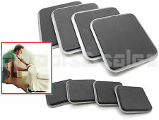 8pc Magic Moving Sliders Furniture Pad Protectors Sliders Floor Wood Carpet Move