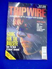 Tripwire vol5 no1 April 2003: UK comics, music, media magazine.VFN