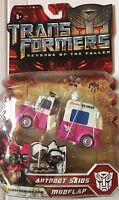Transformers - Revenge Of The Fallen Vehicle Of Autotbot Ice Cream Van