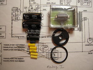 Kit-complet-pour-restauration-electrophone-tourne-disque-Teppaz-Oscar-Senior