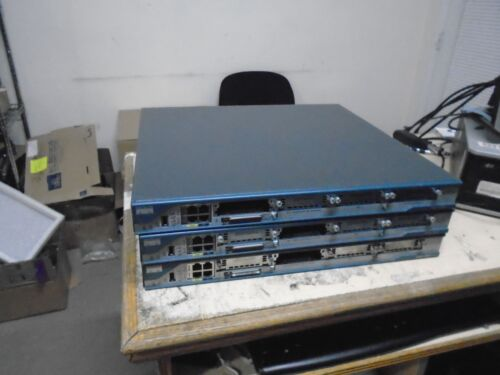 Cisco 2801 Router with power code .1U router 2 year warranty Real time listing