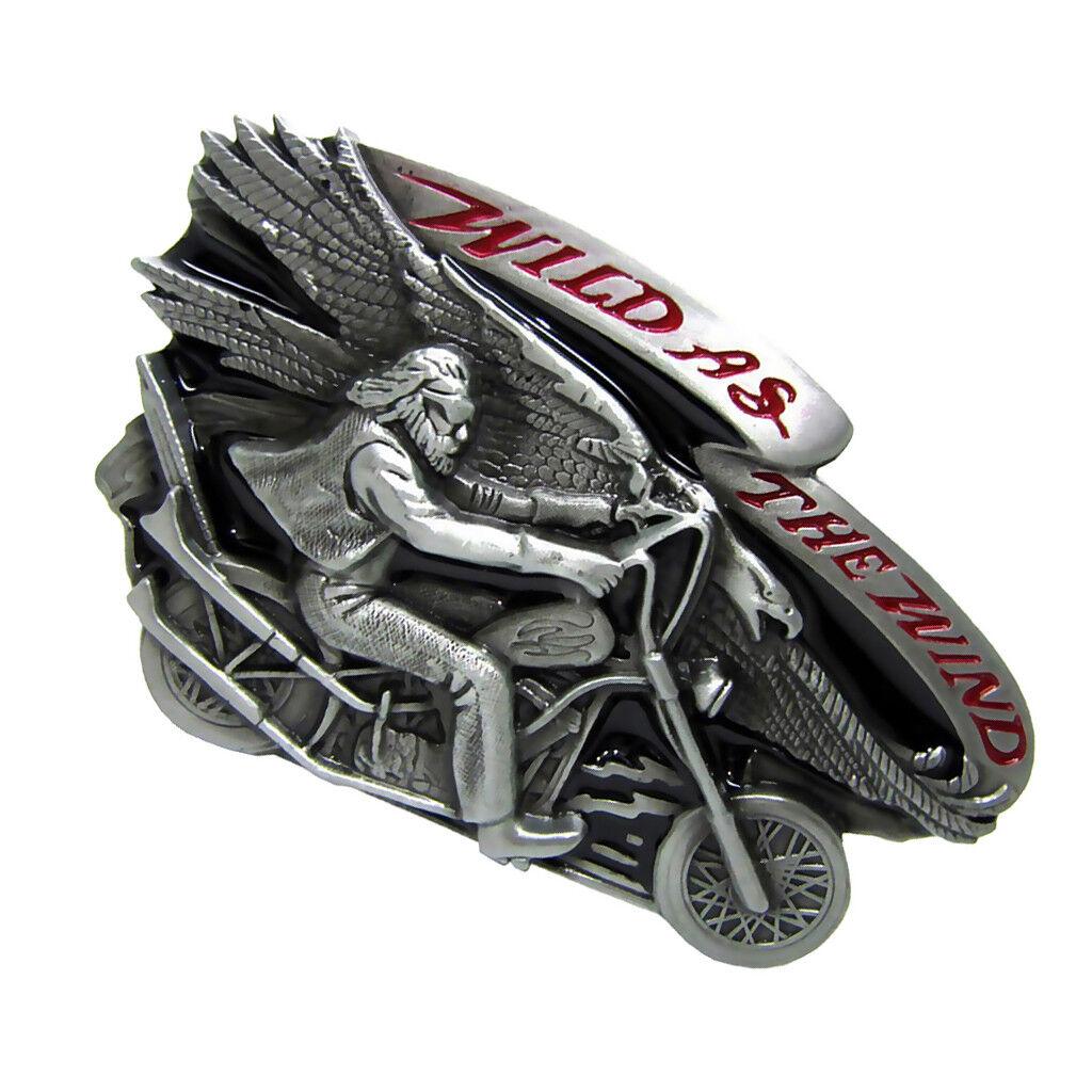 Gürtelschließe Motorrad Biker 3.9 cm Gürtelschnalle Buckle