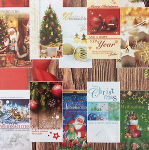 10 weihnachtskarten gl ckwunschkarten weihnachten. Black Bedroom Furniture Sets. Home Design Ideas