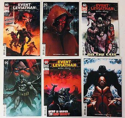 Event Leviathan #1 DC NM//NM 2019