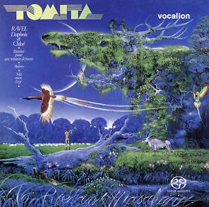 Tomita - Ravel: Daphnis et Chloé  [SACD Hybrid Multi-channel] - CDSML8554
