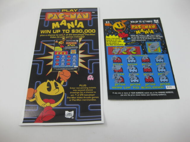 ohio lottery instant scratch off games | Games World