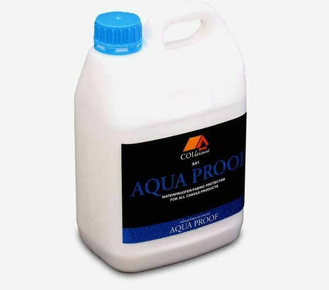 New COI Leisure Primus Aqua Proof 2 Liters Waterproof fabric Canvass Prougeector