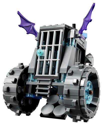 LEGO 70349 Nexo Knights New /& Sealed RUINA/'S LOCK /& ROLLER