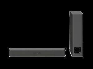 Barra de sonido - Sony HT-MT500, 2.1 canales, Wi-Fi, Bluetooth, NFC, Chromecast