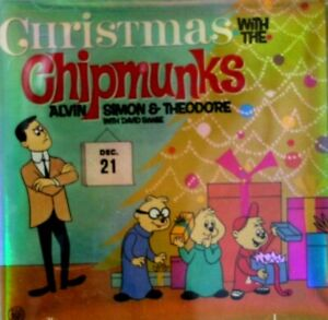 Chipmunks Christmas.Details About 2007 Capitol Alvin The Chipmunks Christmas Cd Disc Only C210
