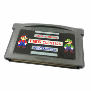 NES-150-in-1-Games-for-Nintendo-Game-Boy-Advance-GBA-SP-NDS-Mario-SAVE-STATES