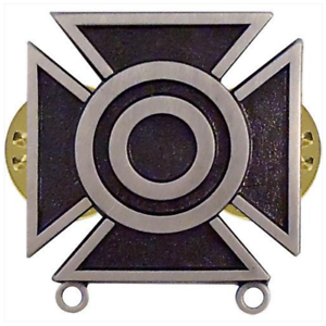 Vanguard-US-Army-Sharpshooter-Badge-Regulation-Size-Silver-Oxidized-Finish