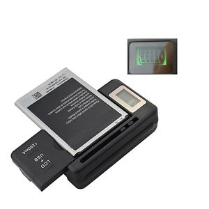 LCD-Screen-USB-AC-Phone-Battery-Wall-Charger-For-Samsung-GALAXY-S4-Note-2-3-4
