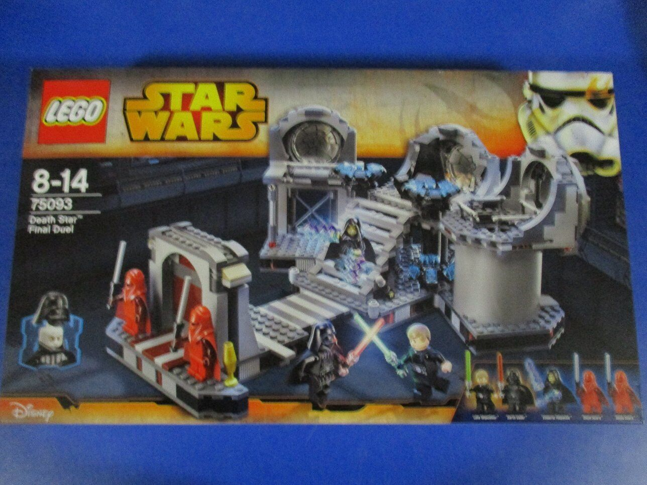 LEGO Star Wars 75093 Death Star Final Duel NEU OVP
