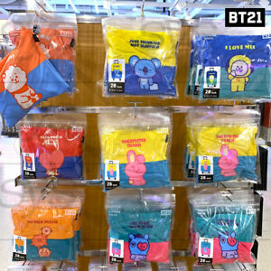 BTS-BT21-Official-Authentic-Goods-Luggage-Cover-28inch-62-x-89cm-Tracking-Num