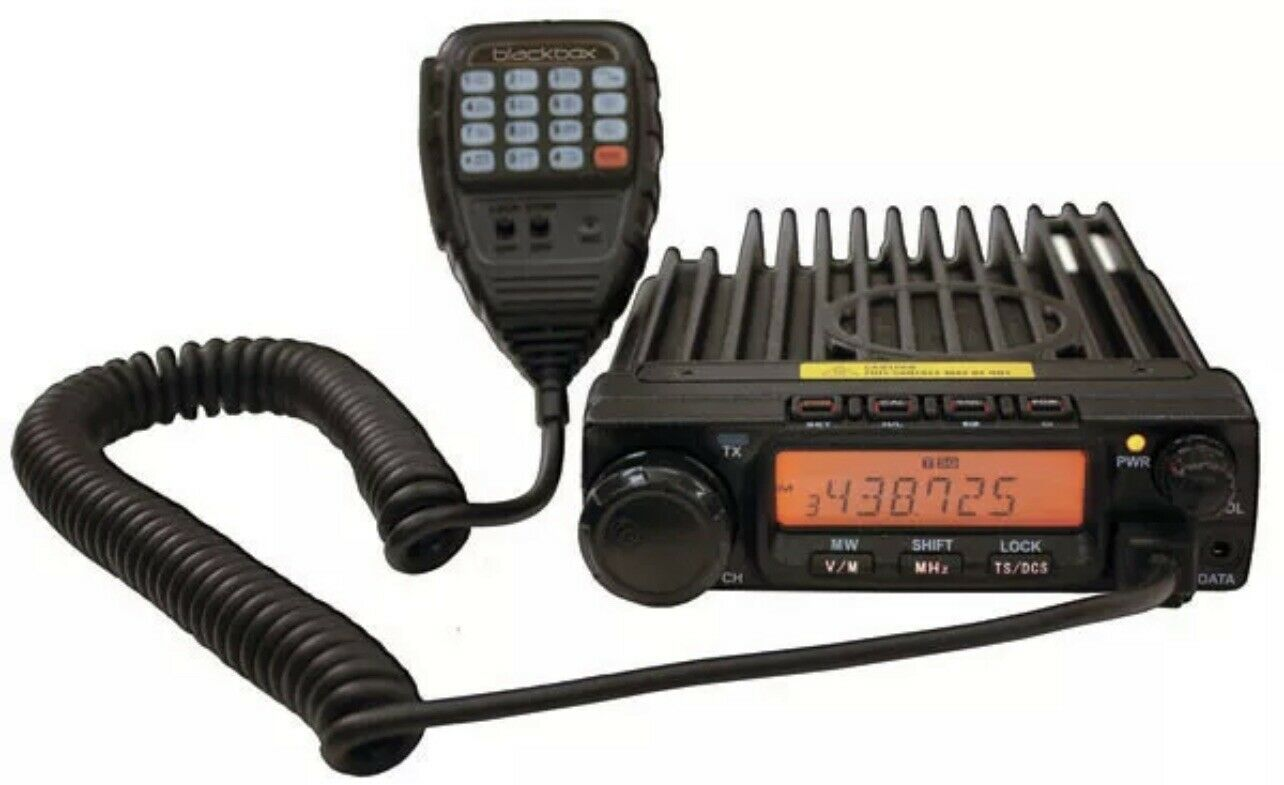 Blackbox™ UHF Mobile Radio 400MHz-489MHz. Buy it now for 229.99