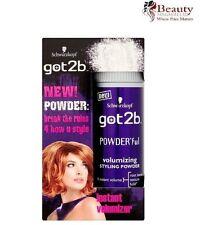 Schwarzkopf got2b volumizzante per capelli Styling polvere volume immediato Root Boost 10g