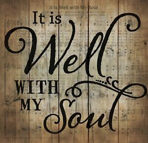 It-Is-Well-With-My-Soul-Sheet-Music-Design-24-x-25-Wood-Pallet-Wall-Art-Plaque