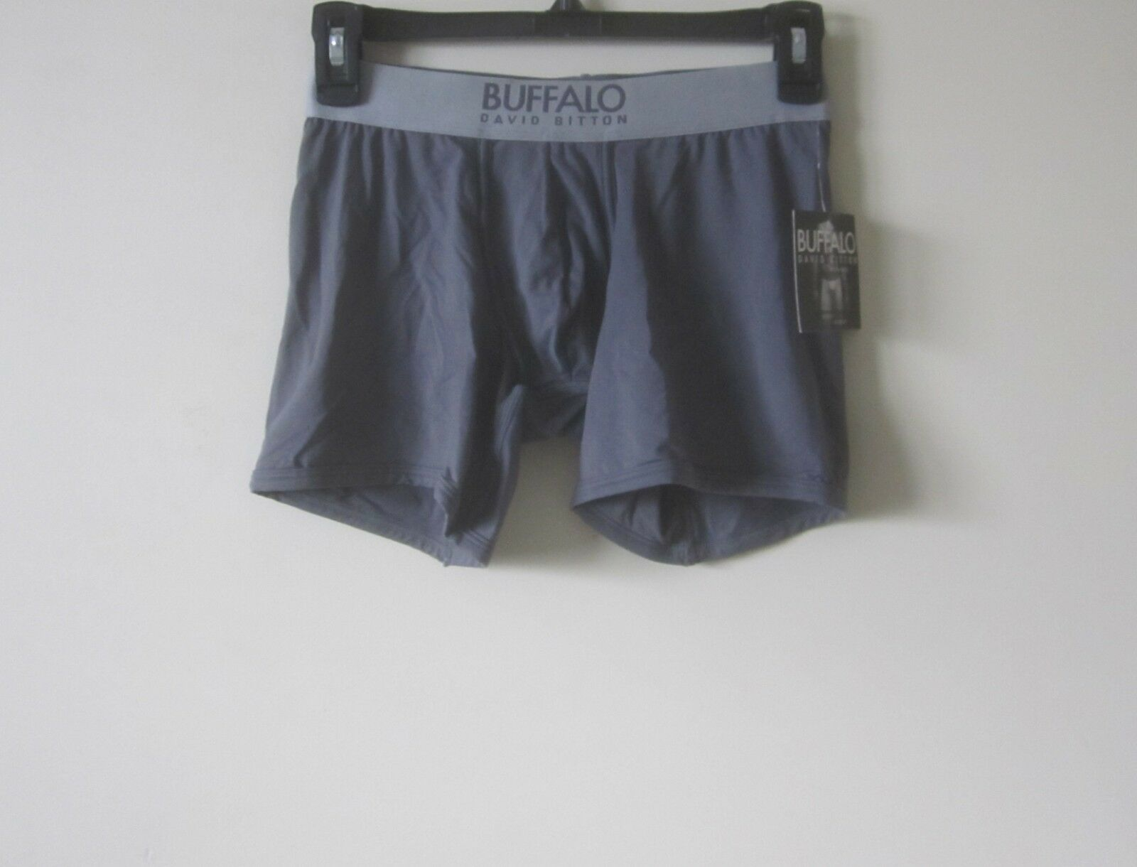 Buffalo David Bitton Mens Poly Stretch Boxer Brief