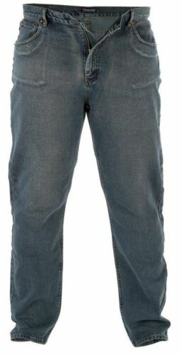 Waist 30 to 60 Inches,S//R//L Men/'s Comfort Fit Distressed Wash Jeans By Rockford