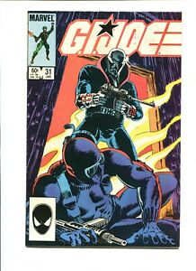 G-I-Joe-A-Real-American-Hero-31-Newsstand-VF-NM-1985-Marvel-SHIPS-FREE