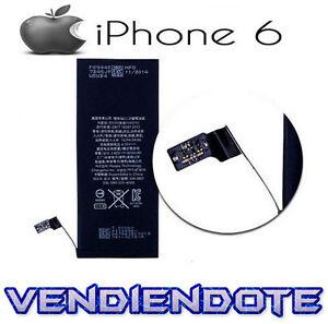 3139fa73a59 La imagen se está cargando Bateria-de-Repuesto-para-iphone-6-Recambio- 1810mAh-