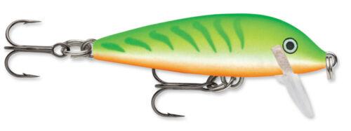 "Rapala Countdown Cd3 Balsa Wood Crankbait Bass Fishing Lure 1 1//2/"" 3.8 Cm"