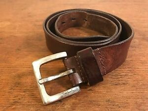Timberland Classic Jean Reversible Men/'s  Genuine Leather Belt Brown-Black