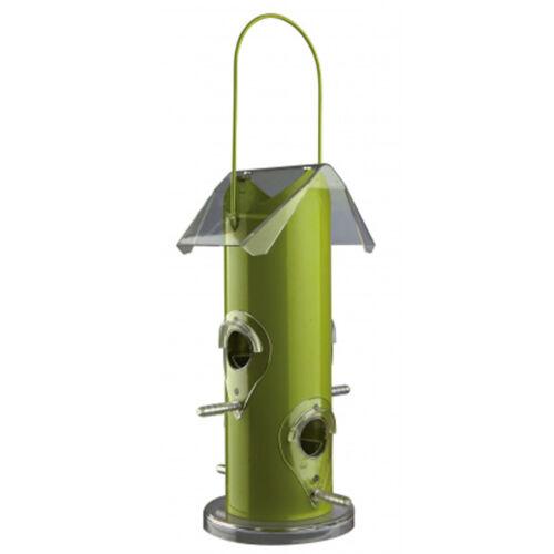 TRIXIE Außen-Futtersäule Vogelfutterstation Futtersäule Futterstation Futterhaus