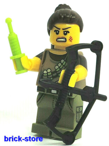 Serie 12 FIGUR Elite Jägerin Nr.10 LEGO® 71007