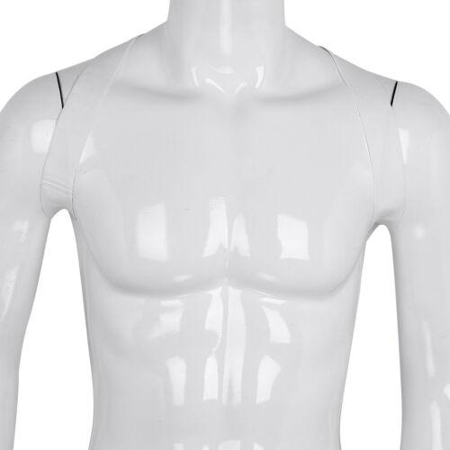 Men Retrain Harness Body Chest Armor Muscle Punk Adjustable Strap Belt Costume