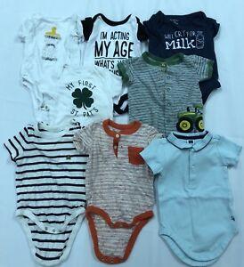 86f820ff2 LOT OF INFANT/BABY BOY CLOTHES - JANIE & JACK/GAP/OLD NAVY | eBay