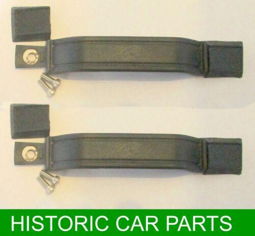 2 X Interno Puerta Tirones Y Tornillos MGBGT MGB GT /& Roadster 1972 sólo